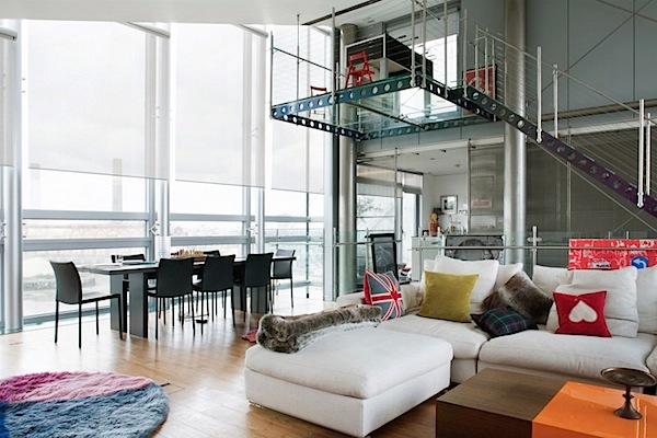 Penggunaan Kaca Tempered Dalam Interior Bangunan Modern