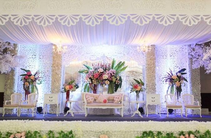 Dekorasi Resepsi Pernikahan