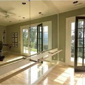 Hiasi ruangan dengan cermin