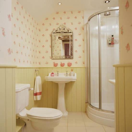 Wallpaperdi kamar mandi